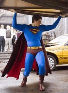 Brandon Routh isn't quite super enough to uphold Reeves' legacy.