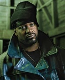 Ghostface Killah: Iron man.