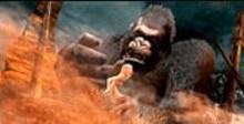 Kong ponders the mechanics of interspecies love.