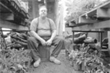 JENNIFER  SILVERBERG - Greenhouse owner  Joe Waeltermann teed off on his neighbors over stolen Christmas trees.