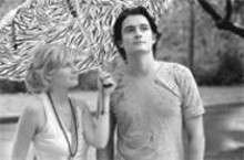 Nowhere 'Town: Kirsten Dunst (left) and Orlando Bloom (right) in a film by, for and about Cameron Crowe