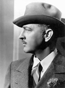 John Barrymore is just one of Hurrell's Men. See him at the Sheldon.