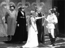 JOHN  LAMB - English history made entertaining and endearing in St. Louis Shakespeare's Henry V