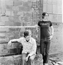 Straight outta Akron: the Black Keys' Dan Auerbach (left) and Patrick Carney (right)