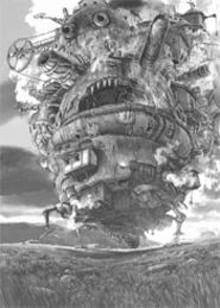 Mobile home: Miyazaki's titular Castle