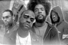 The Roots: hip-hop without all that silly scratchy- - scratch