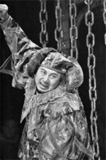 Tears of a clown: Chen-Ye Yuan is a marvel as - deformed court jester Rigoletto.