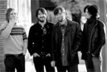 Jay Farrar (second from right) would like that hat to be - medicine.