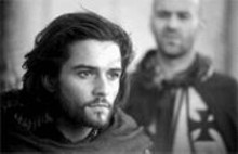 DAVID  APPLEBY - Orlando Bloom: Who knew the Crusaders were so - pensive and sexy?