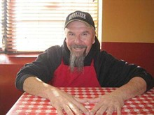 """ROBIN WHEELER - Mike """"Pappy"""" Emerson is one of the Legends of the Pit at Q in the Lou."""