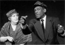 Diane Peterson (left) and Dennis Lebby (right) give - solid performances, but this Daisy could use - more care.