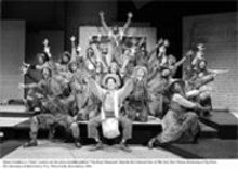 Big triumph: St. Louis welcomes the stage - poetry of Deaf West Theatre.