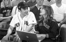 Winning season: Jimmy Fallon (left) and Drew - Barrymore (right) team up for a sweet romantic - comedy.
