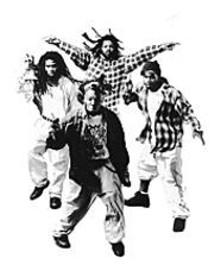 The Rennie Harris Puremovement Dance - performance Asphalt Jungle has four times the - funk.