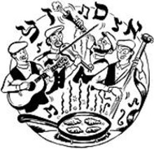 DAN  ZETTWOCH - Baby, we go together like klezmer and latkes.