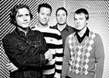 The fresh-faced lads of Jimmy Eat World: They could - make your mom get naked.