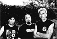 D.O.A.'s Joey Shithead (right) is a Canuck punk.