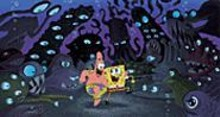 SpongeBob (right) and Patrick Star (left) find joy -- and - plenty of laughs -- 'neath the sea.