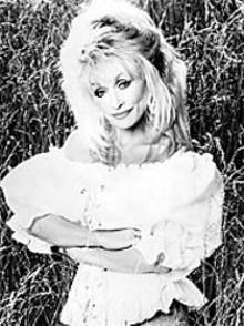 Dolly Parton [insert obligatory breast joke here]