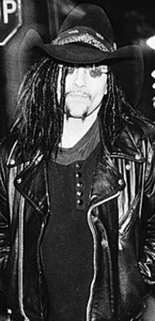 PAUL  ELLEDGE - Ministry's Al Jourgensen: anal about politics