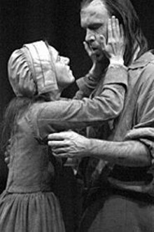 J. BRUCE SUMMERS - Bernadette Quigley and Christopher Burns smolder - subtly in The Crucible.