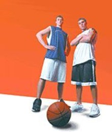 JENNIFER  SILVERBERG - The pride of Poplar Bluff: Brothers Tyler (left)  and Ben - Hansbrough
