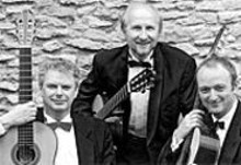 When you're ready for classical guitar of the new - British persuasion, you're ready for the British New - Pro Arte Guitar Trio.