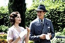 Ashley Judd and Kevin Kline as Linda and Cole Porter