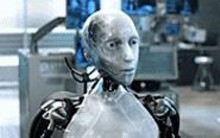 Alan Tudyk makes his robot persona seem amazingly human.