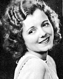 Janet Gaynor's pretty face returns to the Fox after a - 75-year-long absence.