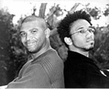 DEBRA  LANGFORD - Reginald Hudlin (left) and Aaron McGruder: co-authors - of a graphic novel in 2004, president and vice - president in 2020.