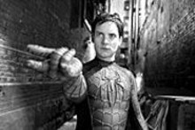 The amazing Spider-Man: Tobey Maguire has that rare - mixture of vulnerability and potency.