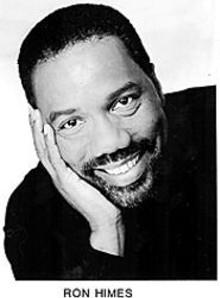 Black Rep producing director Ron Himes