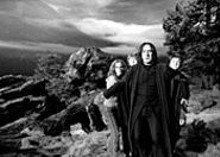 Y Snape tambin: Director - Alfonso Cuarn takes Harry Potter to a darker - place.