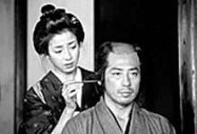 Hiroyuki Sanada (right) and childhood pal Rie - Miyazawa.