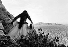 Graciela Iturbide's Mujer Angel from El Ojo - Fino/The Exquisite Eye: 9 Mexican Women - Photographers.