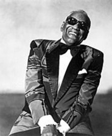 MARK  HANAUER - Ray Charles: 1930 - 2004