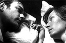 Pillow talk: Ewan McGregor and Tilda Swinton