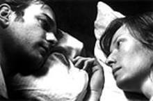 Pillow talk: Ewan McGregor and Tilda Swinton