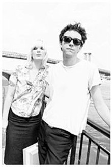Cool in Denmark: Sharin Foo and  Sune Rose Wagner - are the Raveonettes.