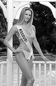 The Lou's loss: Miss USA victor Shandi Finnessey has the nerve to be from Florissant.