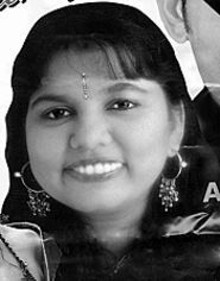 """Sadhana Sargam sings """"Hooray for Bollywood"""" with a - little help  from her friends."""