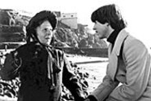 Harold and Maude make plans to hook up after the - movie at Schlafly Bottleworks on Wednesday.