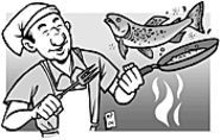 MARK  POUTENIS - Catch 'em and eat 'em at the Tilles Park Trout Fishing and Breakfast Kick-Off