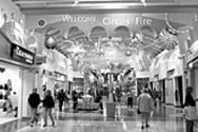 """COURTESY OF ST. LOUIS MILLS - St. Louis Mills: not just a mall, but a venerable """"Circus of Fire"""""""