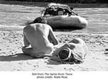 ROBB  MOSS - Sand in the cracks: naked hippies in The Same River Twice, opening Friday at the Tivoli