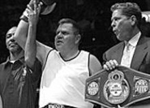 JIM  COMPTON - Da winnah: Guns 'n Hoses St. Louis Metro Boxing Showdown at Savvis Center