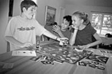 The pungent flower of puberty blooms at Magic House Family Game Night, Friday