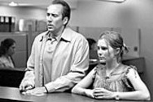 Nicolas Cage and Alison Lohmann are a father-daughter con team in Matchstick Men