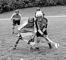 Hurling will put hair on your chest